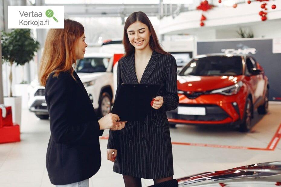 Miten rahoittaa auto